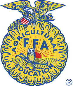 Logo for the Student Organization National FFA Organization