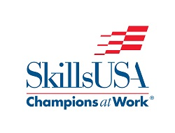 Logo for the Student Organization SkillsUSA