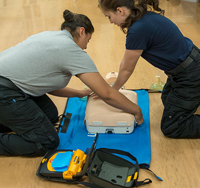 "Picture representing ""Emergency Medical Technician"" at CCTE."